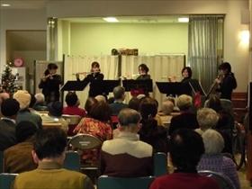 冬のクリスマスコンサート
