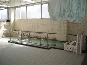 お風呂(歩行浴)