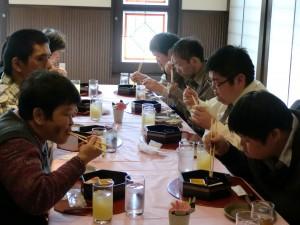 テーブルマナー21日