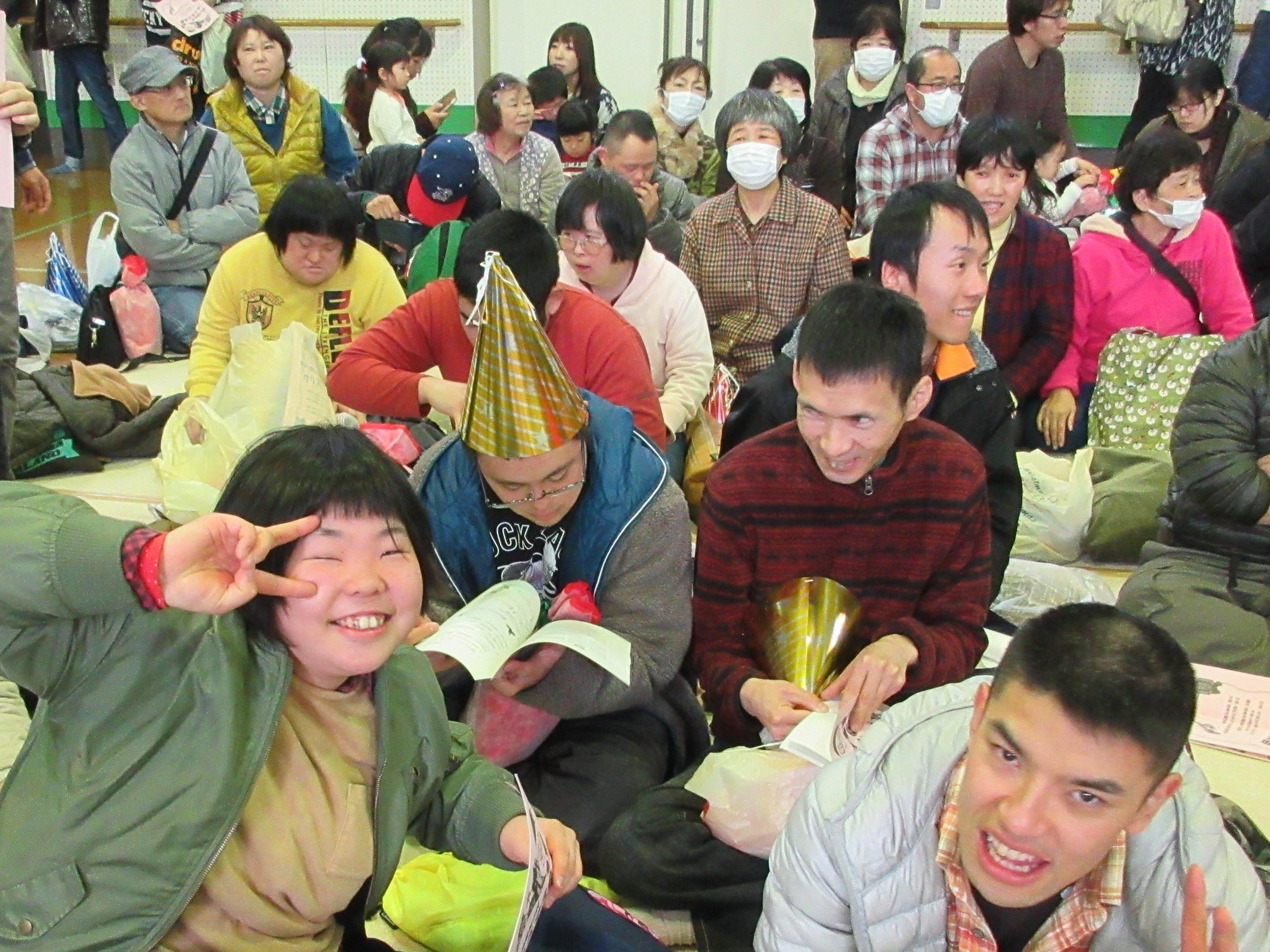 福祉の村 クリスマス会